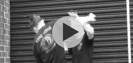 36 seconds of Krav Maga